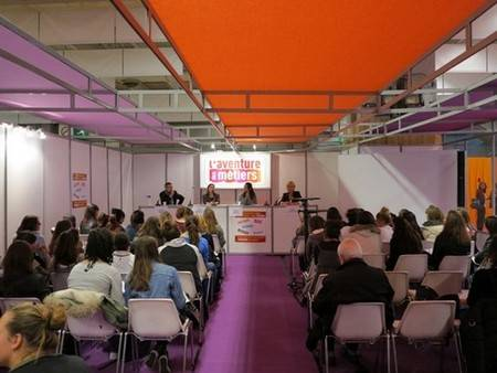 L cole fran oise morice participe au salon europ en de l for Salon education porte de versailles