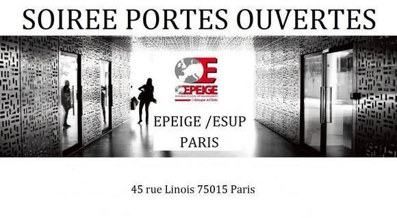 Les soirées portes ouvertes d'ESUP Paris