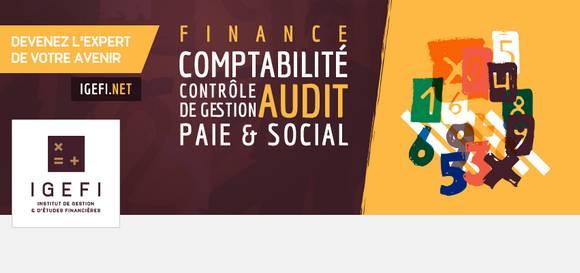 IGEFI - Institut de Gestion et d'Études Financières