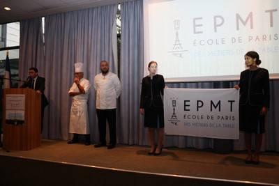 EPMT -  Présentation nouveau logo