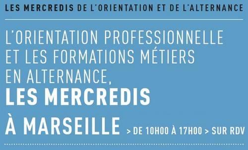 Les Mercredis de l'Orientation et de l'Alternance  du Groupe École Pratique à Marseille