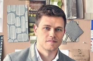 Arthur Freyssenet, responsable du service design chez Évidences Mobiliers et maître d'apprentissage