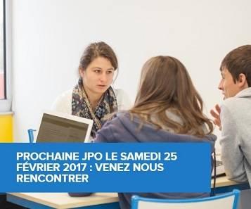 ISE - Institut Supérieur de l'Environnement - JPO Samedi 25 février 2017