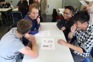Rencontre étudiants sigapouriens