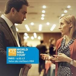 QS World MBA Tour - Samedi 4 mars 2017