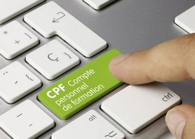 Le compte personnel de formation - CPF : principes et fonctionnement
