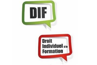 Le DIF - Droit Individuel à la Formation
