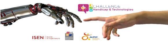 """Résultat de recherche d'images pour """"Challenge Handicap et Technologie"""""""