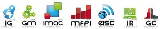 L'ESIPE propose 7 formations d'ingénieurs