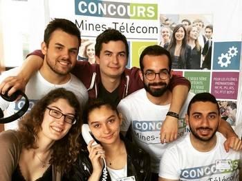 Concours Mines-Télécom Intégrez une grande école dans des domaines d'avenir