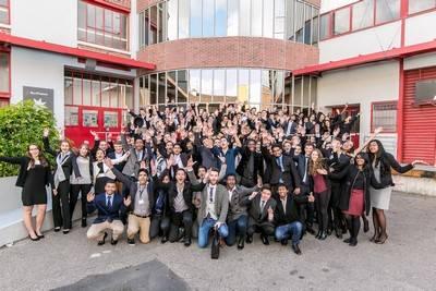 ESIEA: Etudiants Campus d'Ivry