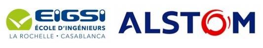Alstom reçoit 30 élèves de l'EIGSI Casablanca dans son usine à la Rochelle