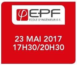 Soirée Portes Ouvertes EPF Sceaux - 23 mai de 17h30 à 20h30