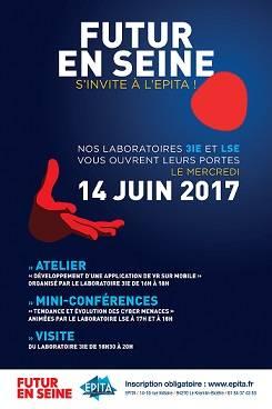 Futur en Seine 2017- EPITA