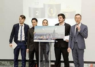 Hackathon : Groupe Léonard de Vinci - Altran