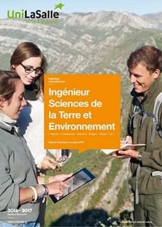 UniLaSalle - Ingénieur en Sciences de la Terre et Environnement Campus de Beauvais