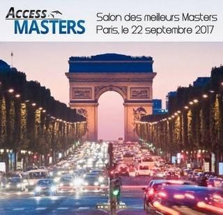 Access Masters Tour : Salon des Masters - vendredi 22 septembre 2017