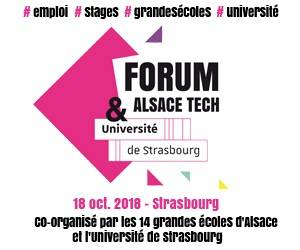 Le forum Alsace Tech entreprises
